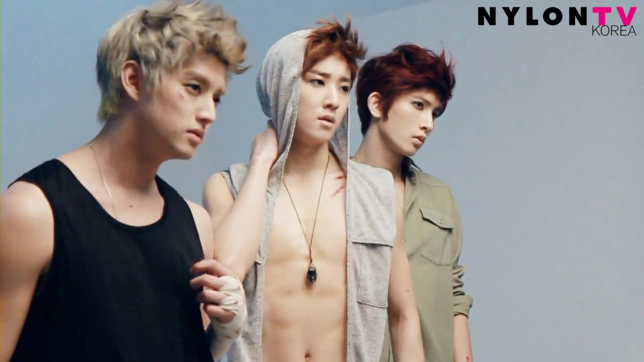 PHOTOS] {CAPT] 120517 U-KISS for NYLON Korea Photoshoot